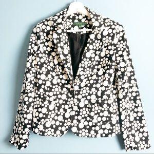 Harve Bernard Blazer Jacket Size Medium.